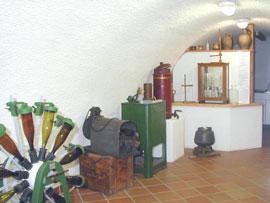 Foto des Gewölbekellers