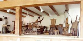 Foto des Obergeschoss